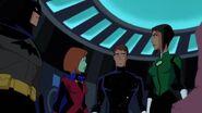 Justice League vs the Fatal Five 2250