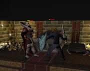 Fighting Draynor