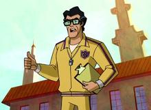 Mayor dad