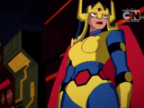 Big Barda(Justice League Action)