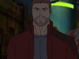 Darkhawk Peter Quill