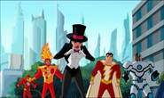 Justice League Action Women (428)