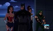 Justice League Action Women (1437)