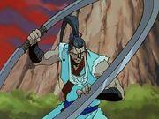 Shigure; Weapon