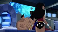 Justice League vs the Fatal Five 1222