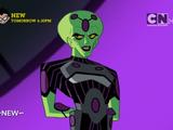 Brainiac(Justice League Action)