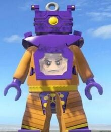 Arnim Zola (Earth-13122) LEGO Marvel Super Heroes