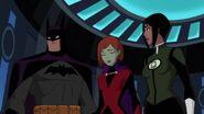 Justice League vs the Fatal Five 2094
