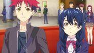 Food Wars! Shokugeki no Soma Episode 15 0163