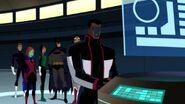 Justice League vs the Fatal Five 2317