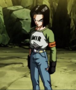Android 17 Super E123