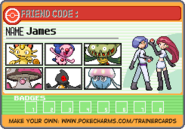 Trainercard-James