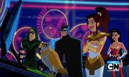 Justice League Action Women (1322)
