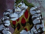 Byakko The White Tiger