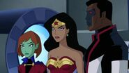 Justice League vs the Fatal Five 1274
