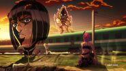 JoJo's Bizarre Adventure Golden Wind Episode 16 1012