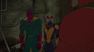 Avengers Assemble (550)