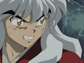Inuyasha Angry
