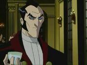 Dracula the Batman 001