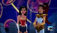Justice League Action Women (1263)