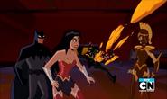 Justice League Action Women (1512)