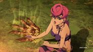 JoJo's Bizarre Adventure Golden Wind Episode 16 1001