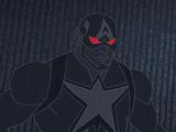 Captain America Shadow Creature