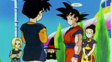 Goku Returns to the other world (50)