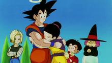 Goku Returns to the other world (36)