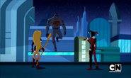 Justice League Action Women (811)