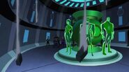 Justice League vs the Fatal Five 2051