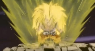 Super Saiyan 3 with Tail