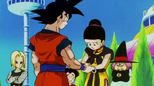 Goku Returns to the other world (49)