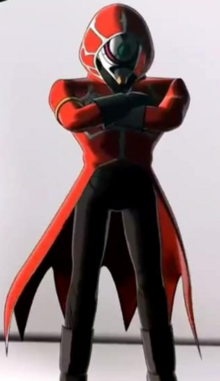 Dark-Masked King