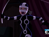 Lashina(Justice League Action)