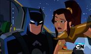 Justice League Action Women (1344)