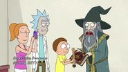 Claw and Hoarder Special Ricktims 0105