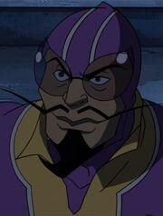 Batroc the Leaper Ultimate Spider-Man