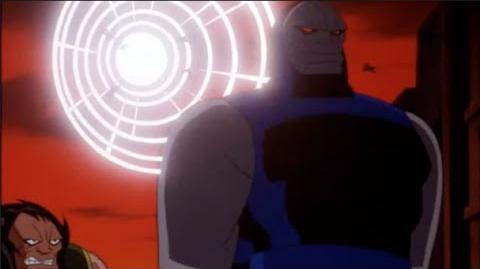 Darkseid's 1st Invasion of Earth