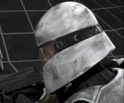 Unidentified clone cadet 1 (Bravo Squad)