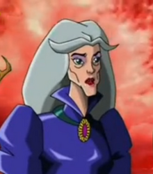 Agatha Harkness (Earth-730784) from The Avengers United They Stand Season 1 11 0001