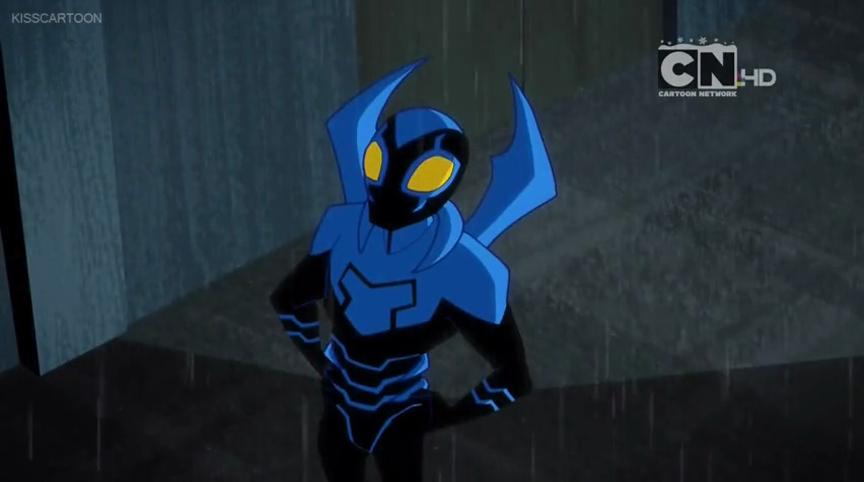 jaime reyesblue beetle justice league action xianb