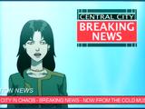 Central City Newsreader