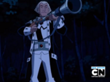 President George Washington(Ben 10: Omniverse)