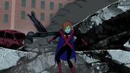 Justice League vs the Fatal Five 1602