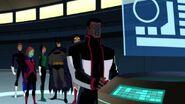 Justice League vs the Fatal Five 2319