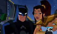 Justice League Action Women (1343)