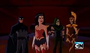 Justice League Action Women (1509)