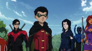 Teen Titans the Judas Contract (511)
