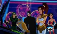 Justice League Action Women (1326)